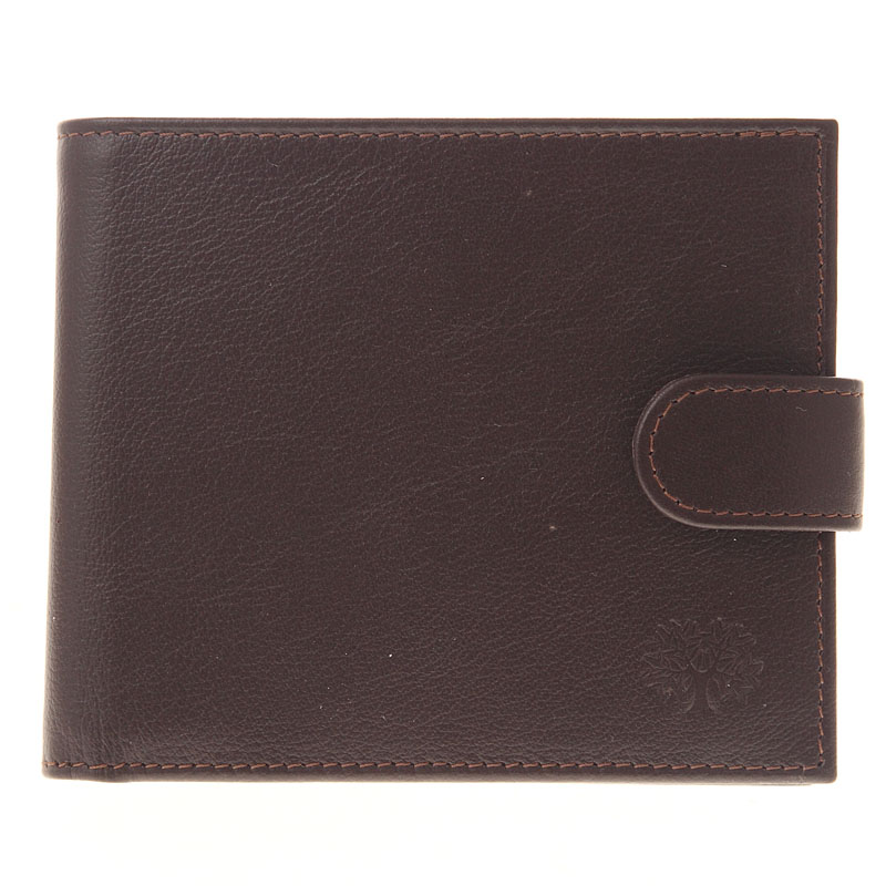 Портмоне QOPER Bifold brown