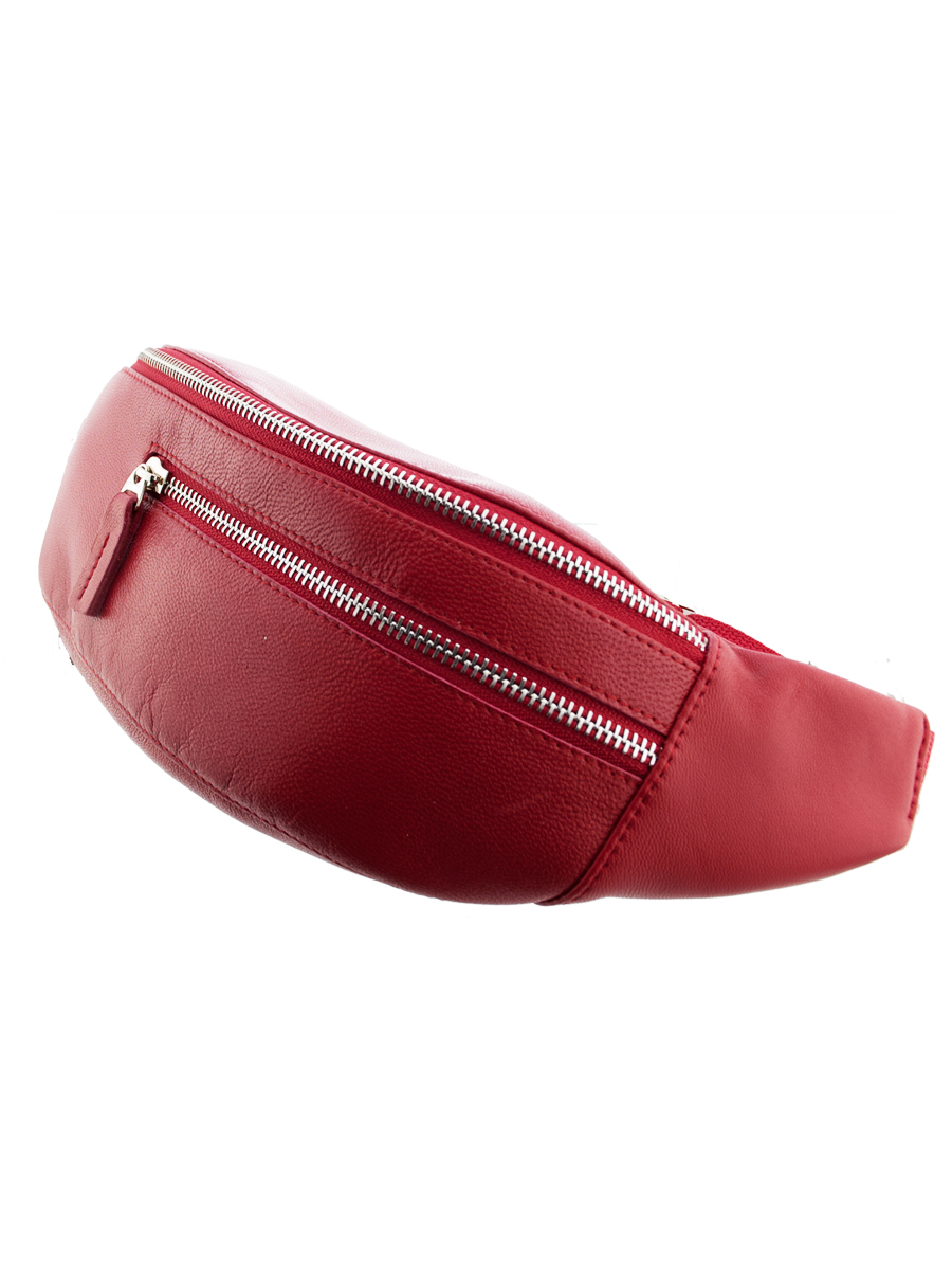 Сумка поясная 76-100 QOPER bag red