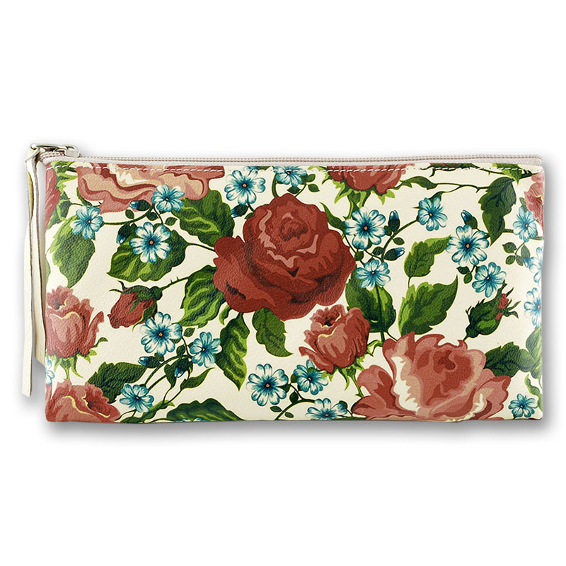 "Косметичка QOPER Cosmetic bag ""Flowers"""
