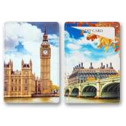 "Кардхолдер QOPER Credit card holder ""London"""