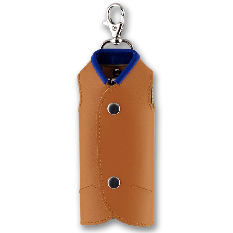 Ключница QOPER Keyholder caftan orange