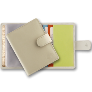 Кредитница QOPER Credit card holder gray
